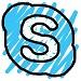 skype icon 1