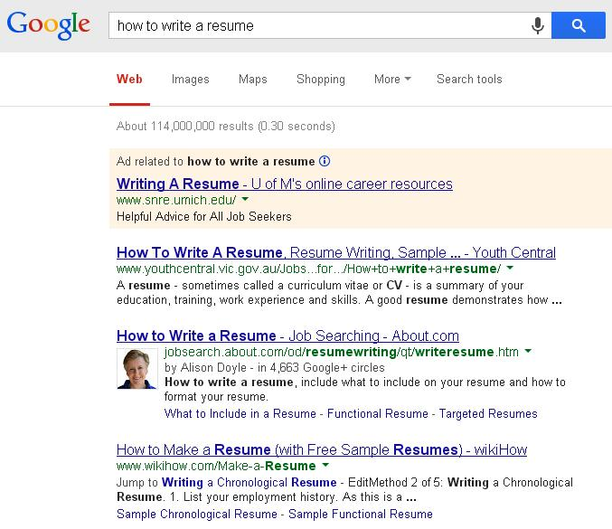 good resumes for jobs examples of good resumes that get jobs