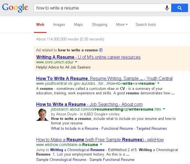 Title Tag screenshot...go digital