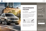 responsive-website-2-Volkswagen Showroom