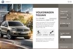 responsive-website-2-Volkswagen Showroom